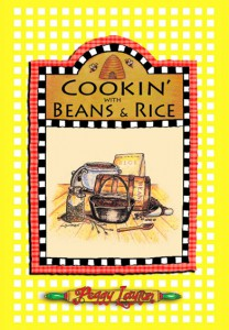Cookin' With Beans & Rice book