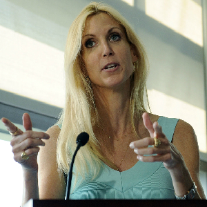 Coulter: Santorum Clueless On The Constitution