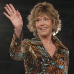 Jane Fonda To Play Nancy Reagan