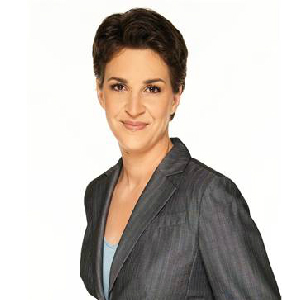 Political Pundit Maddow Takes On Perpetual War
