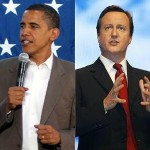 Cameron, Obama Meet To Discuss State Of World Affairs
