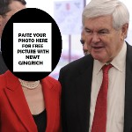 Photo With Gingrich: $50