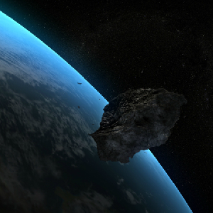 NASA Watching Asteroid To Pass By Earth