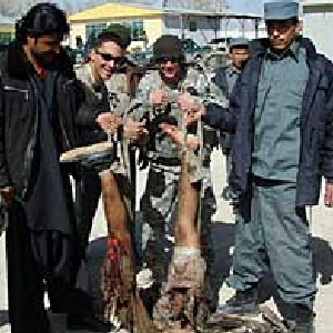 U.S. Soldiers Pose With Corpses Of Insurgents In Afghanistan