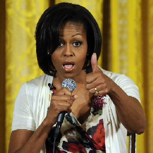 Michelle Obama Shares Her Secret Service Fantasy