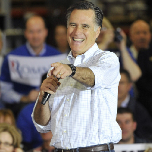 Romney Camp Says Campaign Is Not About Coolness