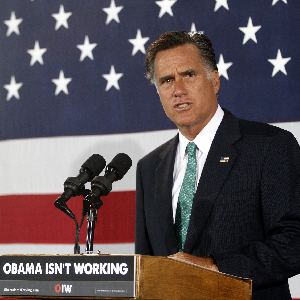 Romney Tells Obama To 'Suck It Up'