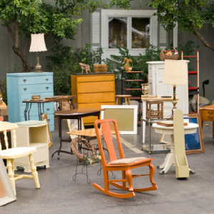 City Wants To Control Garage Sales