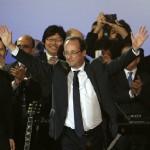 France Elects Socialist President