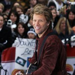 Bon Jovi Flies To New York On Air Force One