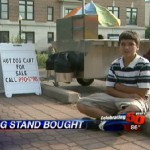 Teen Saves Money To Start Business, City Shuts Him Down