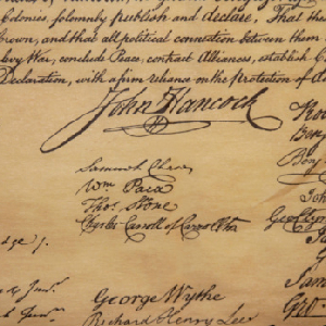 A Day To Read The Declaration
