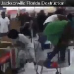 300 Black Teens Storm Florida Wal-Mart