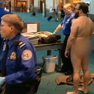 Nude TSA Protest Ruled Constitutional