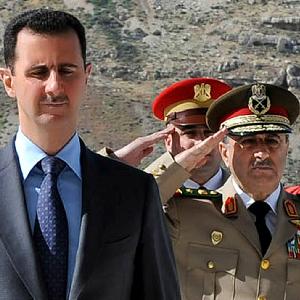 Syria Admits WMD Cache