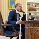 White House Catching Heat Over Baseball Bat Photo