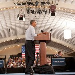 Obama Campaign Struggling, President Funds It Himself