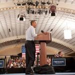 Obama Campaign Struggling, President Funds It Himself