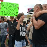 Peace-Loving Gay Community Violently Protests Chick-fil-A