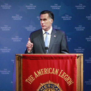 Romney Wants Increased Military Spending