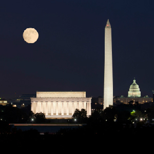 Washington, D.C.: The Economy Is Great