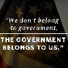 We All Belong To The Government?