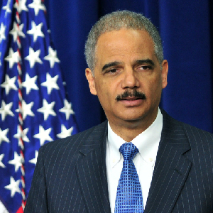 Surprise: Race Card-Loving Eric Holder Doesn't Like Affirmative Action Ban