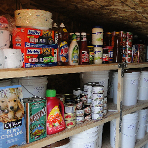 The 12 Most Important Food Items To Stockpile