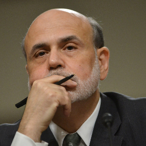 Bernanke May Step Down From Fed