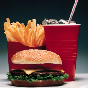Single Junk-Food Meal Can Damage Arteries