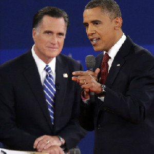 Debate: Obamney Will Win The Election, America Loses
