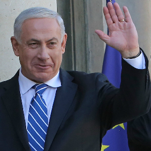 Netanyahu 'Ready To Press The Button' On Iran