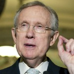 Reid Vows Deal On Fiscal Crisis In Lame-Duck Session