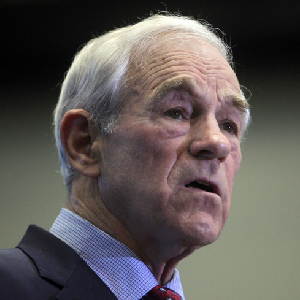 Ron Paul: We're Already Over The Cliff