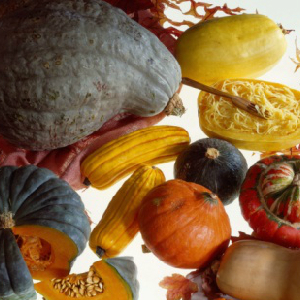 Squash May Have Anti-Diabetic Properties