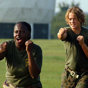 Female Service Members Sue For Combat Inclusion