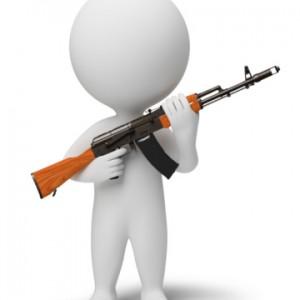 Gun Sales Soaring