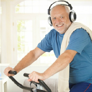 Exercise May Cut Heart Failure Depression