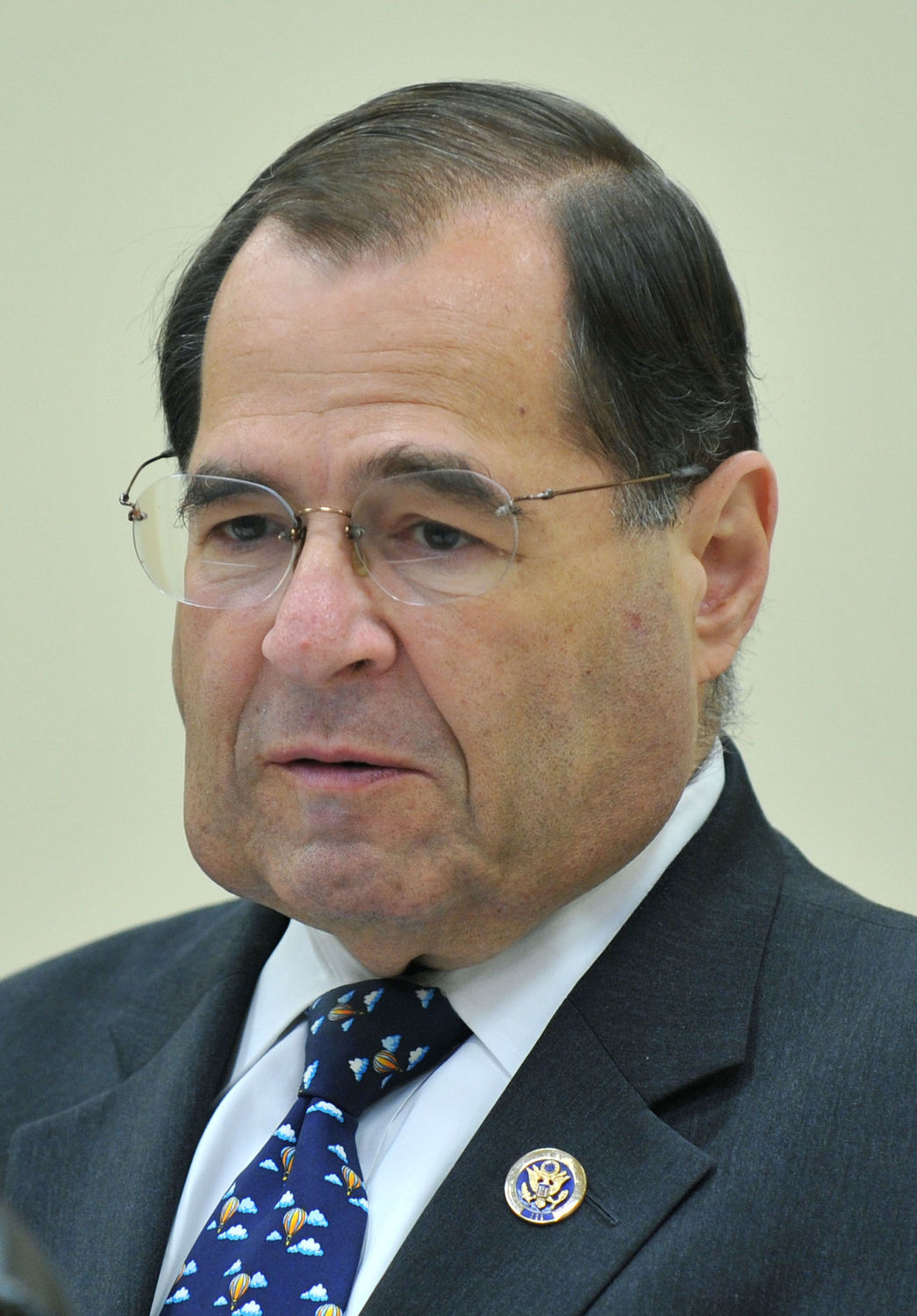 Rep. Nadler speaks on the Uniting American Families Act in Washington