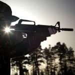 Civilians Have Assault Rifles, Potential Oppressors Get Personal Defense Weapons