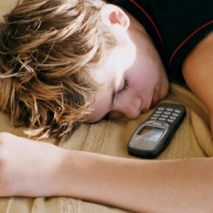 Teens 'Sleep Texting' And Don't Remember