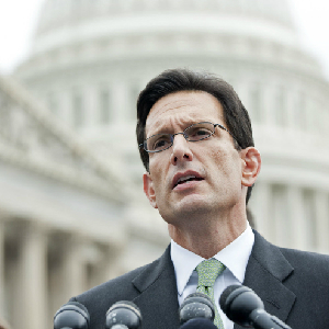 Cantor To Reposition GOP Beyond Debt Talk