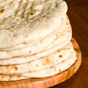 Making Simple Flat Breads From Food Storage Staples Can Sustain Life In An Emergency