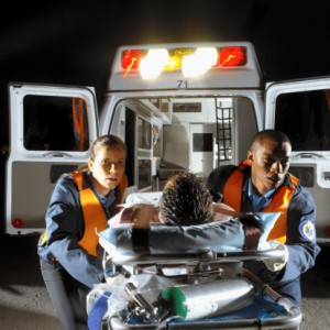 Should Paramedics Carry Guns Deep In The Heart Of Texas?