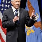 Hagel Sworn In, Ready For Challenges