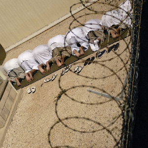 Guantanamo Bay: Which Side Is Obama On?