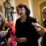 Feinstein Says Free Press Only Means People On MSM Payroll