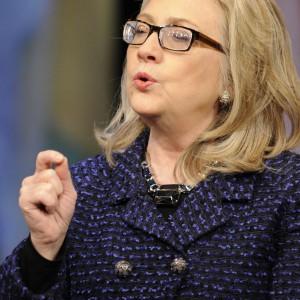 All Hail Hillary!