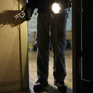 How Would You Handle A Home Intruder: With Lethal Force Or With Non-Lethal Ammo?