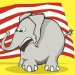 Libertarian-Leaning Newcomers And 'Bible-Thumpers' Fearing 'Secular Tyranny' In GOP Tug Of War
